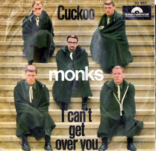 Vos disques préférés, chez vous Monks-cuckoo