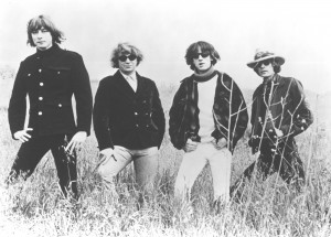 The Sons Of Adam, ca. Late '66/early '67. L to R: Mike Port, Craig Tarwater, Randy Carlisle, Jac Ttanna