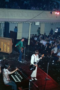The Small Faces live (Photo: Rowan Greig)