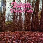 twink THINK PINK ALBUM COVER
