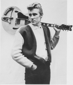 Alvin Lee, circa 1964, when he was in the Jaybirds