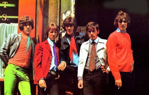 Dave Dee, Dozy, Beaky, Mick & Tich. Trevor 'Dozy' Davies 2nd from right.