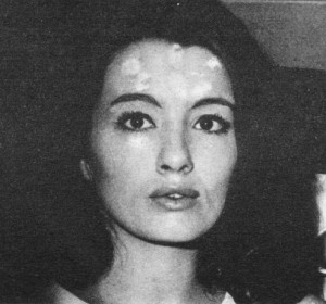 Christine Keeler. The Profumo Scandal girl was another visitor to the Proby house.