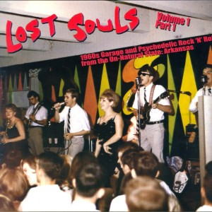 LOST SOULS VOL 1 LP