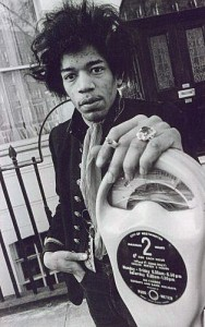 "Jimi Hendrix 1966: ""Science Fiction Rock & Roll"""